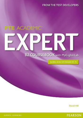 Expert Pearson Test of English Academic B2 Coursebook and MyEnglishLab Pack: Industrial Ecology