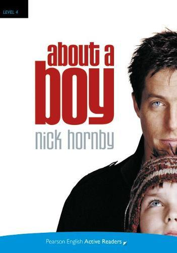 Level 4: About a Boy Book and Multi-ROM withMP3Pack