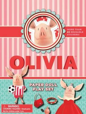Olivia Paper Doll Play Set