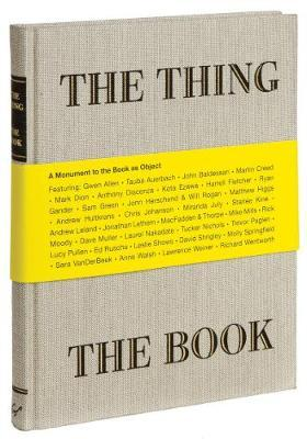 The ThingTheBook