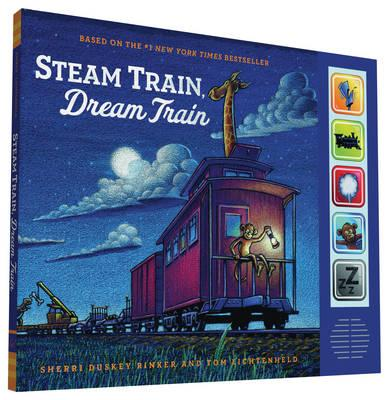 Steam Train, Dream Train Sound Book by Sherri Duskey ...