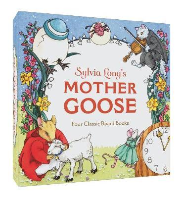 Sylvia Long's Mother Goose (Four Classic Board Books)