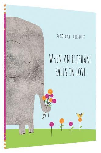When an Elephant FallsinLove