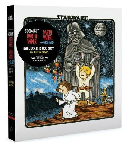Goodnight Darth Vader & Darth Vader andFriendsBox-set