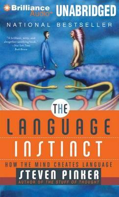 The Language Instinct: How the Mind Creates Language, Library Edition