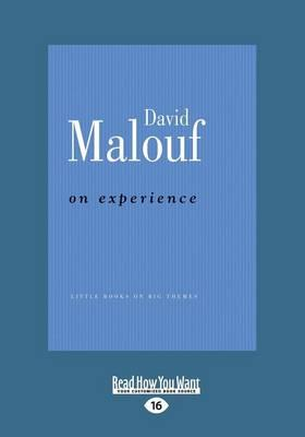On Experience (Large Print Edition)