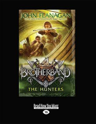 The Hunters: Brotherband 3
