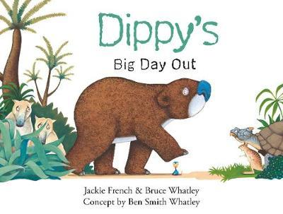 Dippy's Big Day Out (Dippy the Diprotodon, #1)