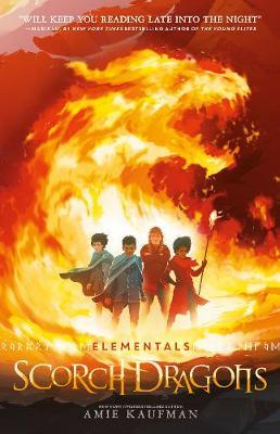 Elementals: Scorch Dragons (Book 2)