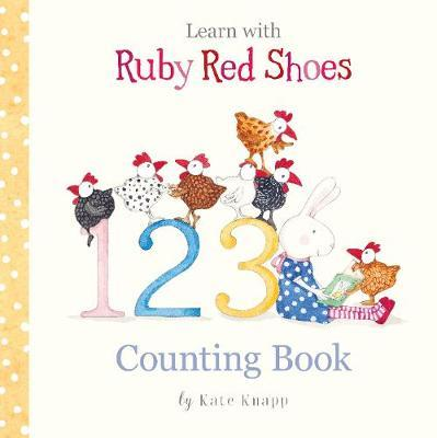Counting Book (Learn with Ruby Red Shoes, #2)