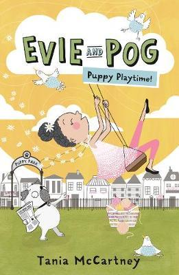 Evie and Pog:PuppyPlaytime!