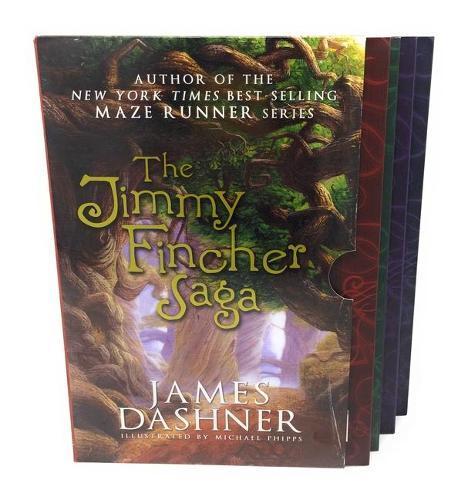 Jimmy Fincher Saga Set