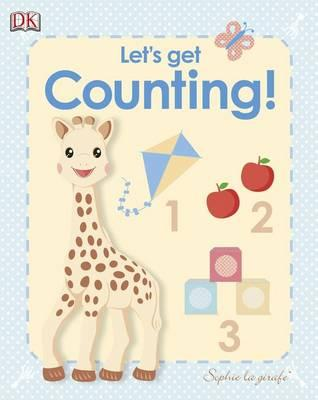 My First Sophie la girafe: Let'sGetCounting!