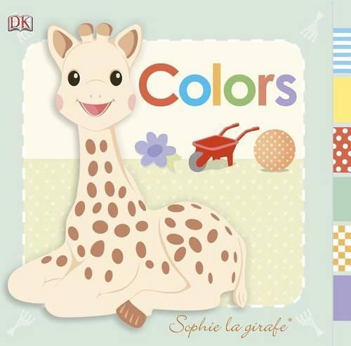 Sophie lagirafe:Colors