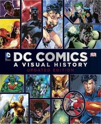 DC Comics: A Visual History(UpdatedEdition)
