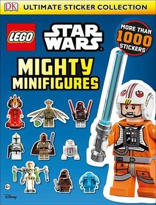 Ultimate Sticker Collection: LEGO Star Wars:MightyMinifigures