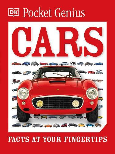 Pocket Genius: Cars: Facts atYourFingertips