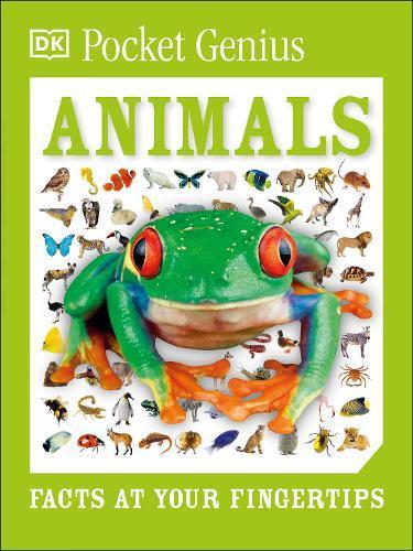 Pocket Genius: Animals: Facts atYourFingertips