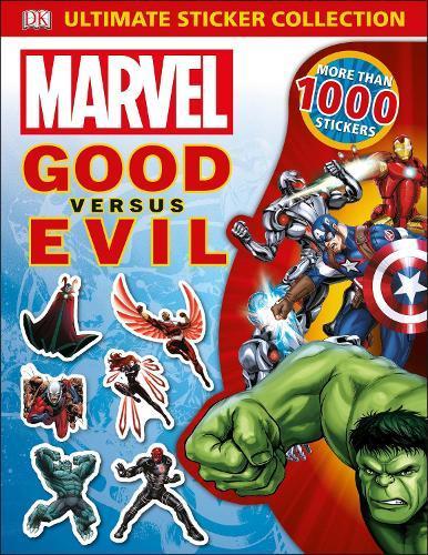 Ultimate Sticker Collection: Marvel GoodversusEvil