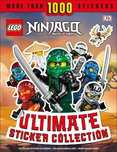 Ultimate Sticker Collection:LegoNinjago