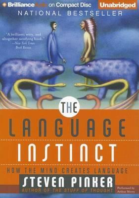 The Language Instinct: How the MindCreatesLanguage