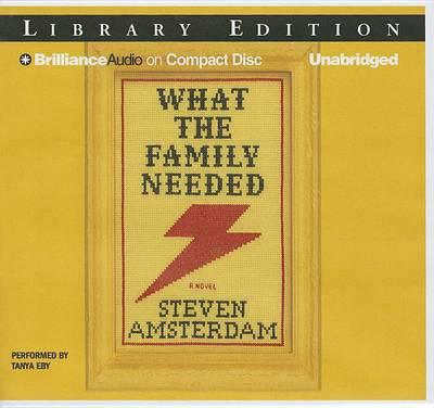 What the Family Needed:LibraryEdition