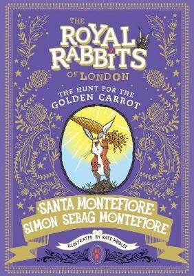 Royal Rabbits of London: The Hunt for theGoldenCarrot
