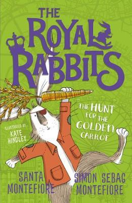 The Royal Rabbits: The Hunt for theGoldenCarrot