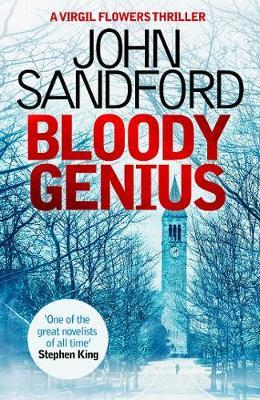 Bloody Genius (Virgil Flowers, Book 12)