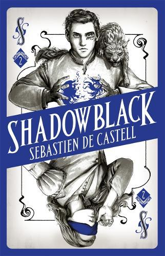 Shadowblack: Book Two in the page-turning newfantasyseries