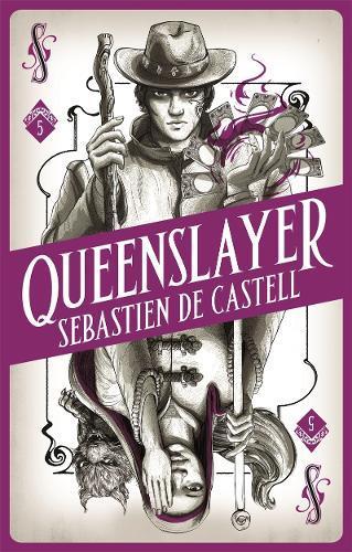 Queenslayer (Spellslinger,Book5)