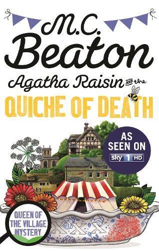 Agatha Raisin and the QuicheofDeath