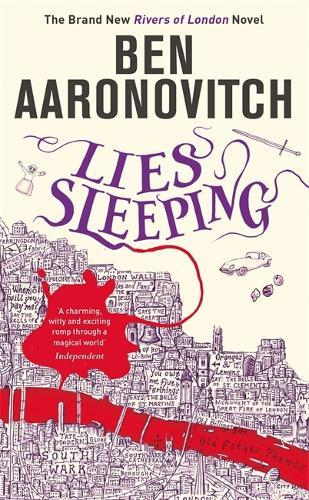 Lies Sleeping (Rivers of London, Book 7)