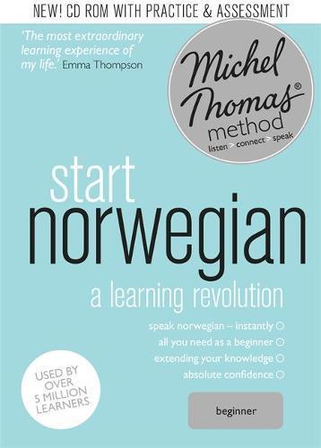 Start Norwegian (Learn Norwegian with the Michel Thomas Method): Beginner Norwegianaudiocourse