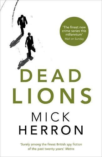Dead Lions: Jackson LambThriller2