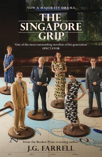 The Singapore Grip: SOON TO BE A MAJORITVDRAMA