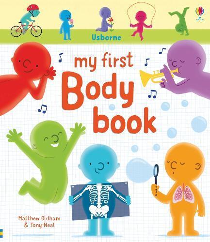 My FirstBodyBook