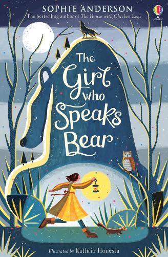 The Girl whoSpeaksBear