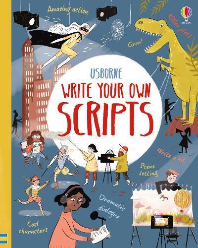 Write YourOwnScripts