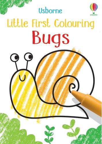 Little First Colouring Bugs