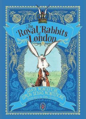 The Royal Rabbits of London,Volume1