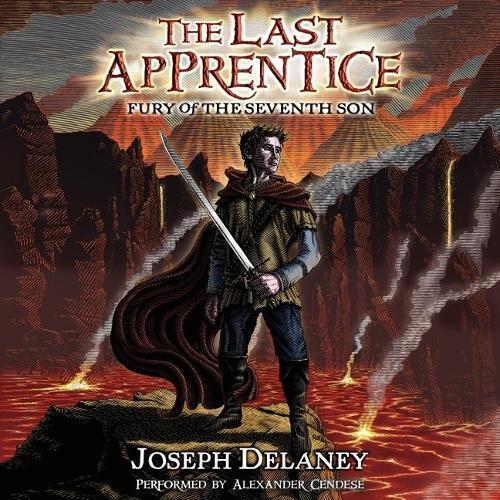 The Last Apprentice: Fury of the Seventh Son (Book13)Lib/E