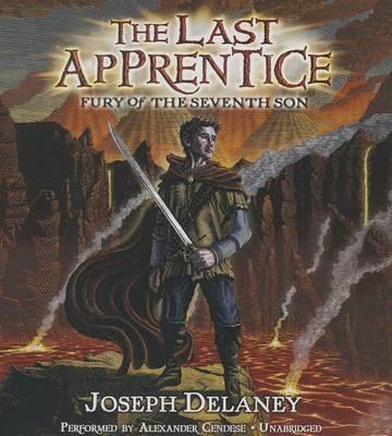 The Last Apprentice: Fury of the Seventh Son(Book13)