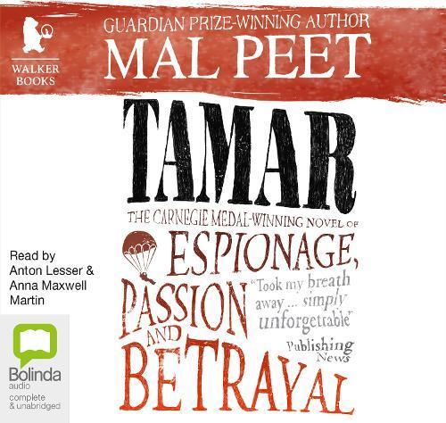 Tamar: A Novel of Espionage, Passion,andBetrayal