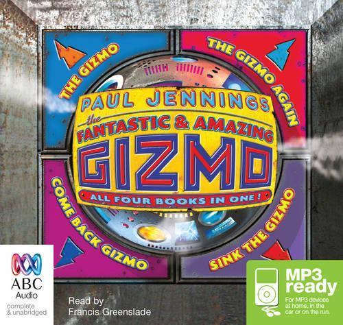 The Fantastic & Amazing Gizmo