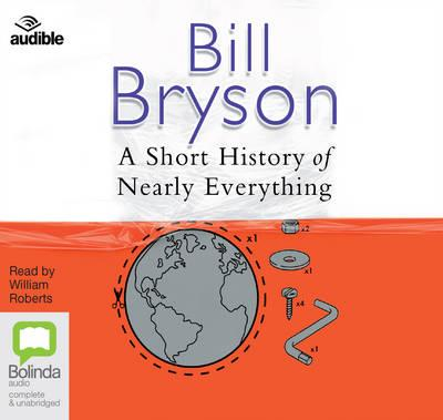 A Short History of Nearly Everything (Audiobook)