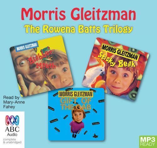 Rowena Batts Trilogy