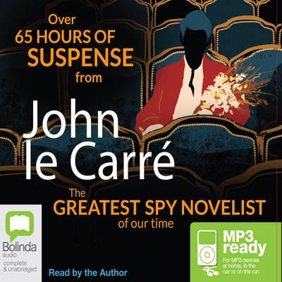 Abridged Le Carre Pack