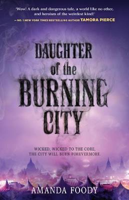 Daughter of theBurningCity