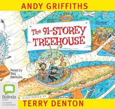 The 91-StoreyTreehouse(Audiobook)